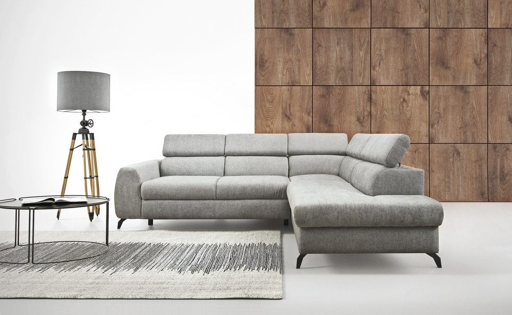 "Ecksofa ""Nimes"" mit Bettfunktion"
