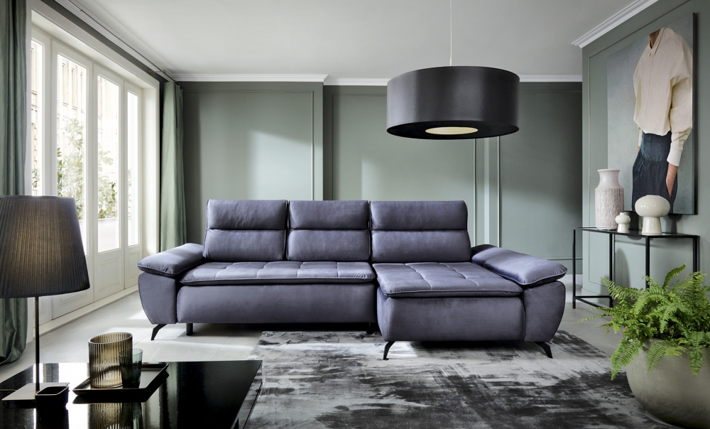 "Ecksofa ""Brest"" mit Bettfunktion"