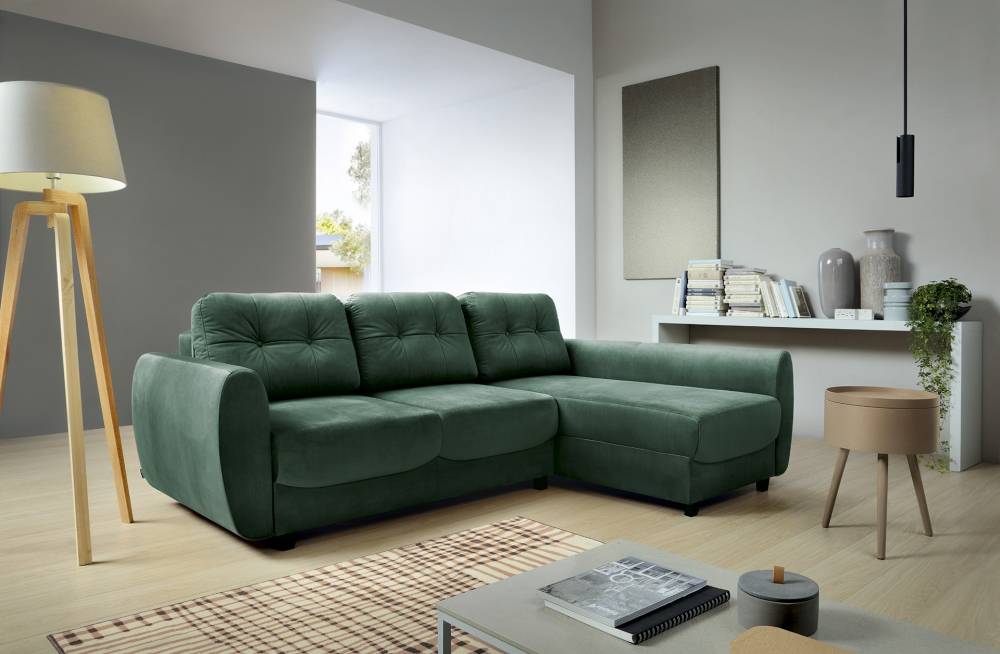 "Ecksofa ""Grenoble"" mit Bettfunktion"